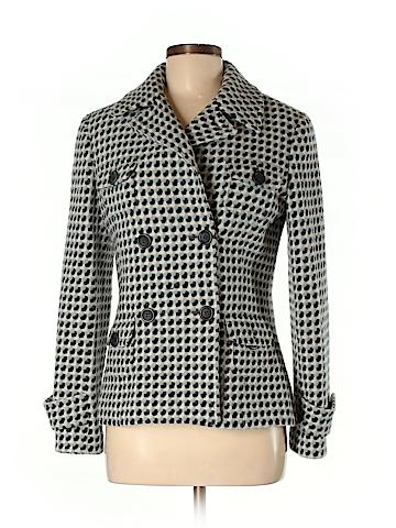 Etcetera Wool Coat Size 6