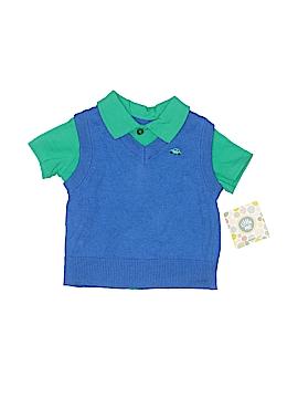 Little Me Sweater Vest Size 12