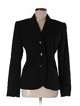Susan Lazar Wool Blazer Size 8