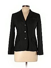 Ann Taylor LOFT Women Wool Blazer Size 6 (Petite)