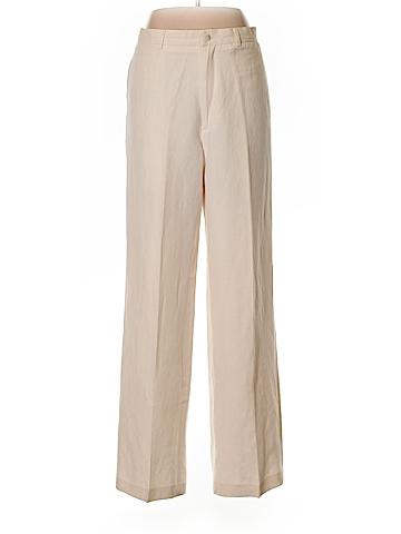 Claiborne Silk Pants 34 Waist