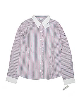 Talbots Kids Long Sleeve Button-Down Shirt Size 20