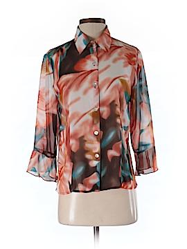 Serenade Long Sleeve Blouse Size M