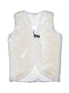 Baby & Child Faux Fur Vest Size 10 - 12