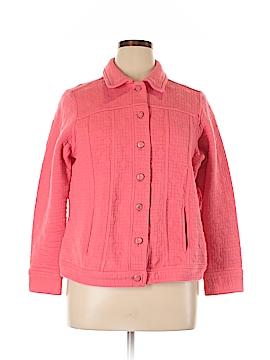 Isaac Mizrahi Jacket Size 1X (Plus)