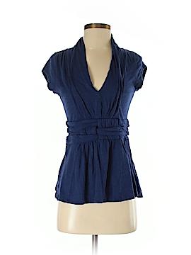 Ett:Twa Short Sleeve Top Size M