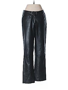 Rem Garson Leather Pants Size 2