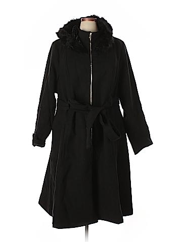City Chic Coat Size 24 Plus (XXL) (Plus)