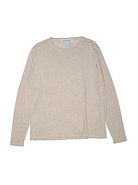 Kevo Silk Pullover Sweater Size M