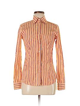 ETRO Long Sleeve Button-Down Shirt Size 40 (IT)