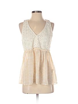 Melrose and Market Sleeveless Blouse Size XS