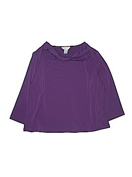 George 3/4 Sleeve Blouse Size 18 (Plus)