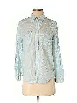 Joie a La Plage Long Sleeve Button-Down Shirt Size XS