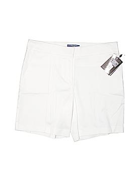 Peter Som For DesigNation Khaki Shorts Size 12