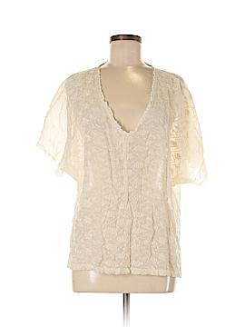 Love & Liberty Short Sleeve Blouse Size M