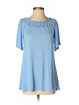 J Mode USA Short Sleeve Top Size S
