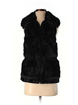 RLZ Faux Fur Vest Size XXS