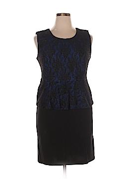 Alfani Casual Dress Size 16 (Petite)
