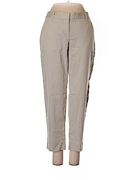 J. Crew Factory Store Khakis Size 4 (Petite)
