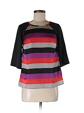 Cynthia by Cynthia Rowley 3/4 Sleeve Blouse Size S