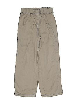 City Threads Khakis Size 4