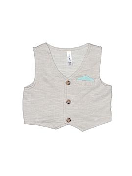 Cherokee Tuxedo Vest Size 6-9 mo
