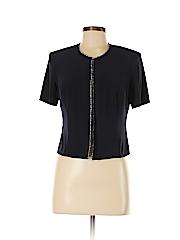 Alex Evenings Women Blazer Size 10 (Petite)