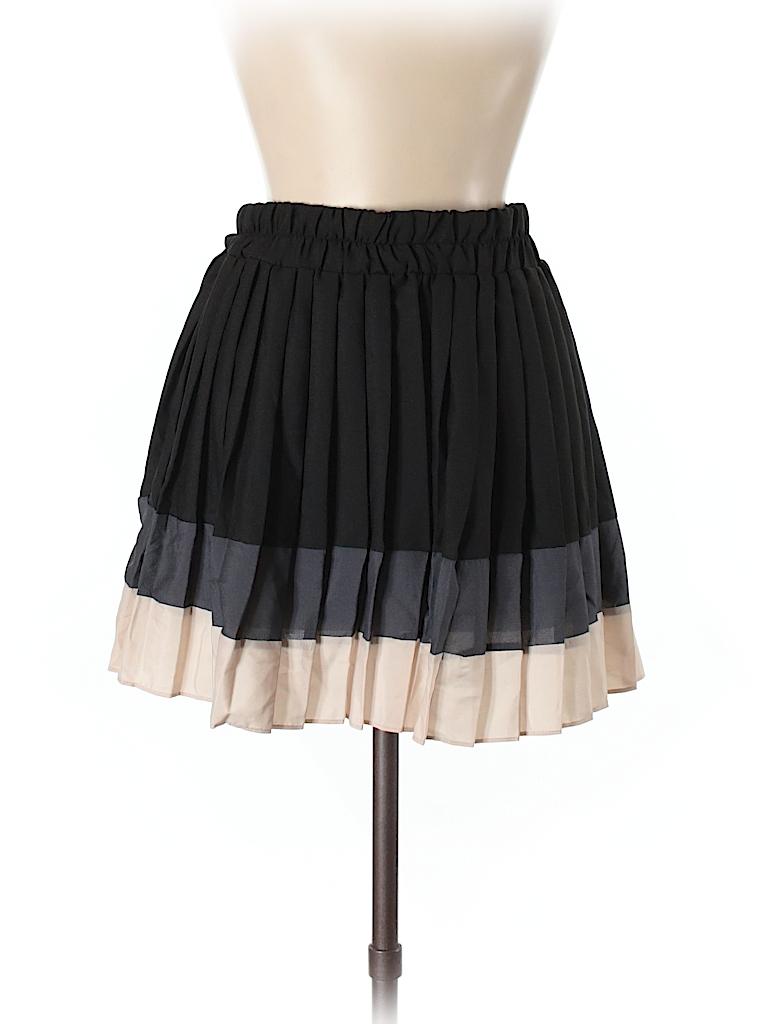 Honey Punch Women Casual Skirt Size M