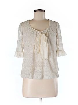 3.1 Phillip Lim Short Sleeve Blouse Size 4