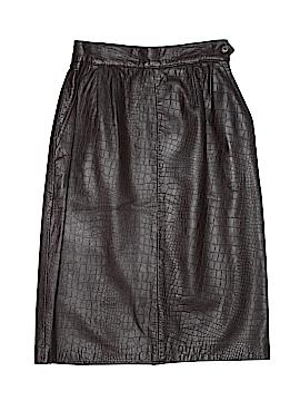 Siena Studio Leather Skirt Size 4