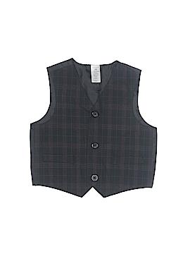 George Tuxedo Vest Size 18 mo