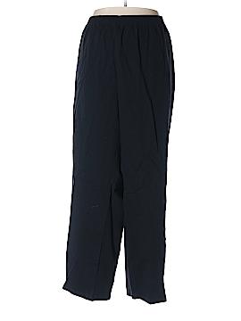 Liz & Me Casual Pants Size 4X (Plus)