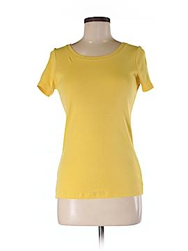 Joan Vass Short Sleeve T-Shirt Size XS