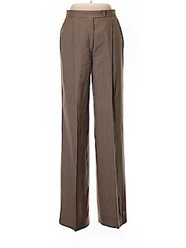Armani Collezioni Silk Pants Size 40 (IT)