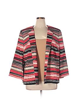 NIPON BOUTIQUE Blazer Size 18w (Plus)