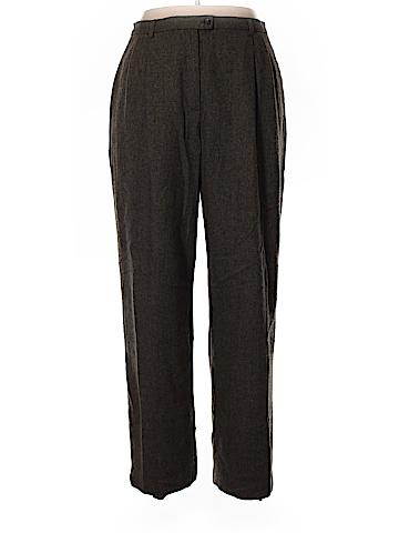 Evan Picone Wool Pants Size 16