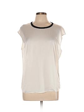 Eva Longoria Short Sleeve Blouse Size L