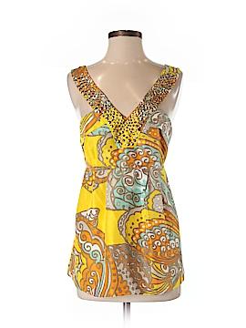 Kate Spade New York Sleeveless Silk Top Size 4