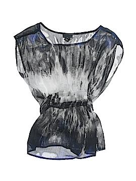 Apostrophe Short Sleeve Blouse Size M