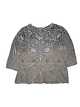 Jane Ashley Long Sleeve Blouse Size L