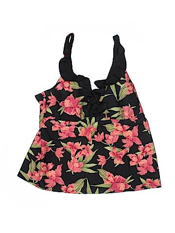 St. John's Bay Swimsuit Top Size 18 (Plus)