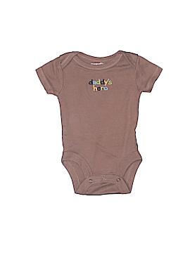BABIES R US Short Sleeve Onesie Newborn