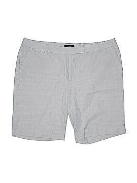 Talbots Khaki Shorts Size 20W (Plus)
