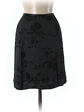 Banana Republic Silk Skirt Size 8