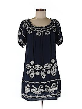 Blue Tassel Casual Dress Size M