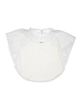 Arizona Jean Company Short Sleeve Blouse Size 14