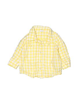 Baby Gap 3/4 Sleeve Blouse Size 6-12 mo