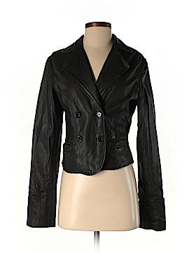 Joie Leather Jacket Size M