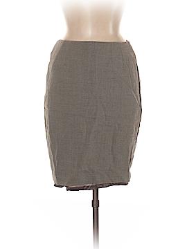 Linda Allard Ellen Tracy Wool Skirt Size 8 (Petite)