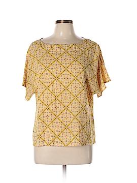 Le Lis Short Sleeve Blouse Size L